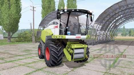 CLAAS Jaguar 950 Wittrock-Landtechnik для Farming Simulator 2017