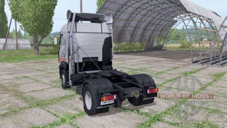 МАЗ 544008 для Farming Simulator 2017