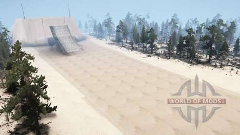 Dakar 2018 v1.2 для Spintires MudRunner