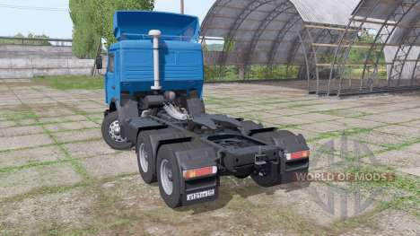 КАМАЗ 54115 для Farming Simulator 2017