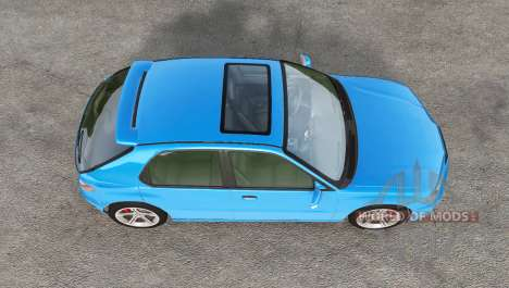 Hirochi Sunburst hatchback v1.12 для BeamNG Drive