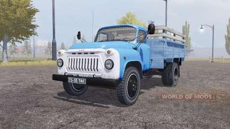 ГАЗ 52 для Farming Simulator 2013
