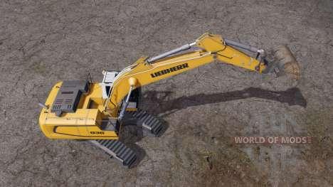 Liebherr R 936 для Farming Simulator 2015