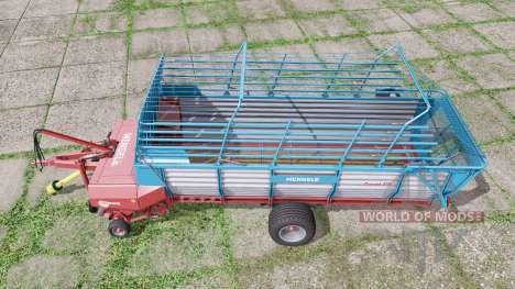 Mengele Garant 435 v2.0 для Farming Simulator 2017