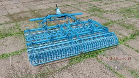 LEMKEN Kompaktor K400 GAM для Farming Simulator 2017