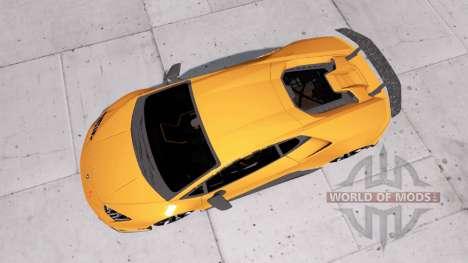 Lamborghini Huracan Performante (LB724) 2017 для American Truck Simulator