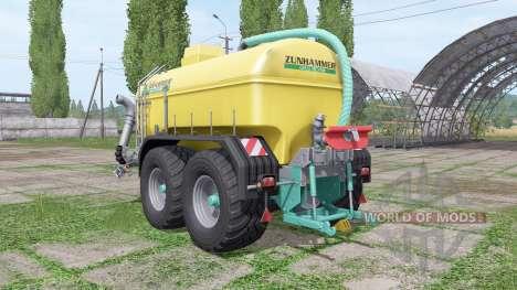 Zunhammer SKE 15500 PU для Farming Simulator 2017