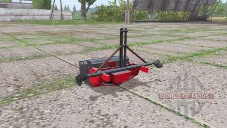 IHC front weight для Farming Simulator 2017