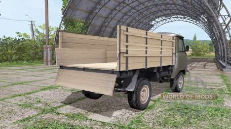 УАЗ 3303 для Farming Simulator 2017
