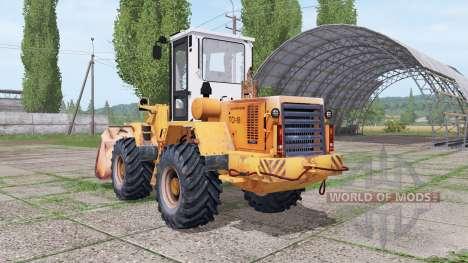 Амкодор 333А v1.1 для Farming Simulator 2017