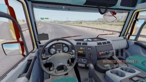 DAF CF85.530 4x2 Space Cab 2006 для American Truck Simulator