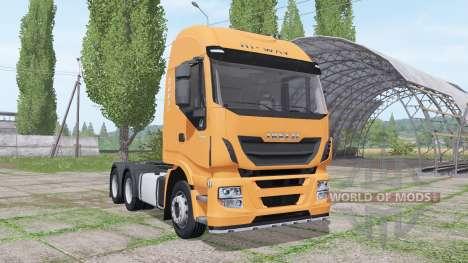 Iveco Stralis Hi-Way 560 2013 для Farming Simulator 2017