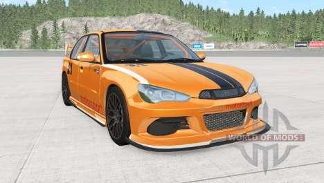 Hirochi Sunburst VASC v0.11 для BeamNG Drive