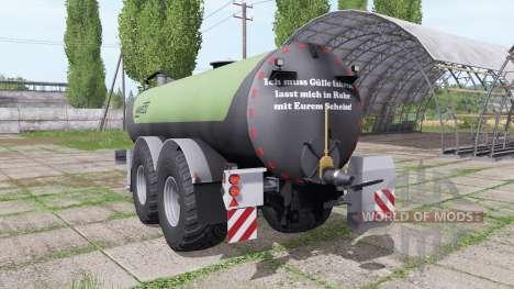 Kaweco Profi III v1.3.0.1 для Farming Simulator 2017