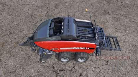Case IH LB 334 v2.2 для Farming Simulator 2015