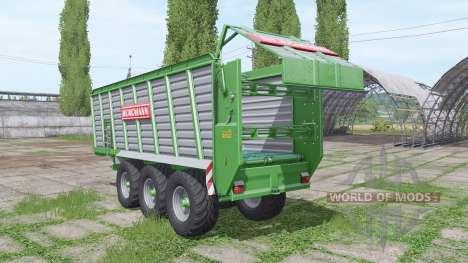 BERGMANN HTW 65 edit Matt26 для Farming Simulator 2017