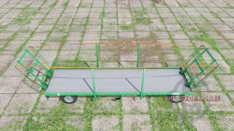 Kroger Agroliner PWS 18 для Farming Simulator 2017