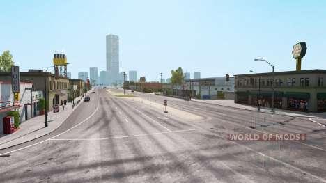 Coast to Coast v2.5 для American Truck Simulator