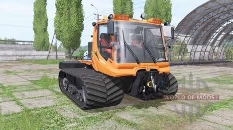PistenBully 600 для Farming Simulator 2017