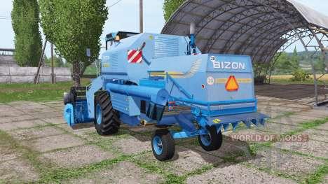 Bizon Z058 для Farming Simulator 2017