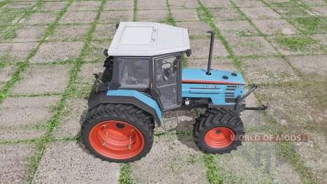 Eicher 2080 для Farming Simulator 2017
