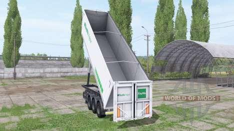 Fliegl DHKA BayWa Agrar для Farming Simulator 2017