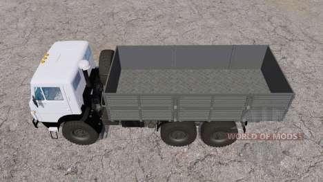 КамАЗ 4310 v2.0 для Farming Simulator 2013