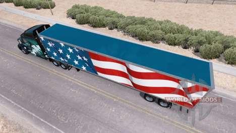 USA Trailer для American Truck Simulator