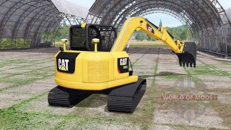 Caterpillar 307E2 для Farming Simulator 2017