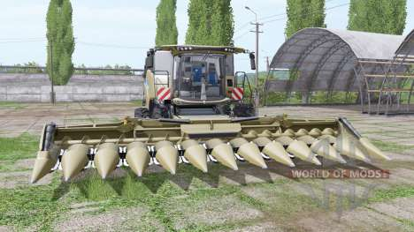New Holland CR10.90 many extras для Farming Simulator 2017