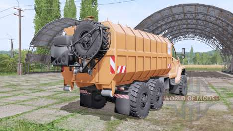 Урал Next (4320-6951-74) v1.1 для Farming Simulator 2017