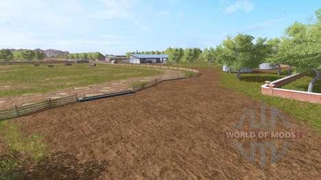 Саксония v1.2 для Farming Simulator 2017