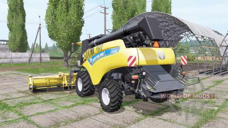 New Holland CR9.90 v1.1 для Farming Simulator 2017