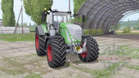 Fendt 826 Vario v1.0.2 для Farming Simulator 2017