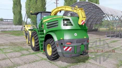 John Deere 8400i v4.0 для Farming Simulator 2017