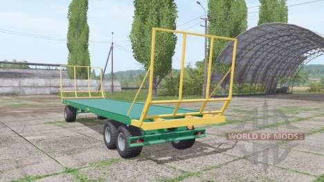 METALTECH PB 16 для Farming Simulator 2017