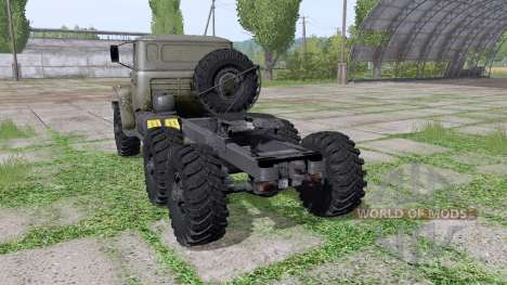 Урал 4420 1980 для Farming Simulator 2017