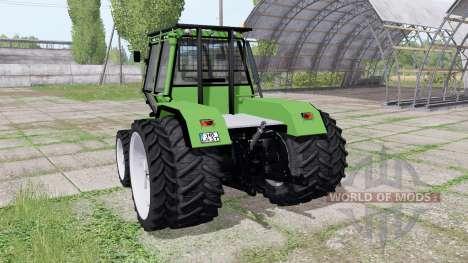 Deutz-Fahr Intrac 2004 для Farming Simulator 2017