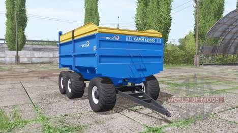 CAMH-12000 для Farming Simulator 2017