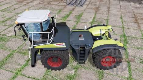 CLAAS Xerion 4000 SaddleTrac для Farming Simulator 2017