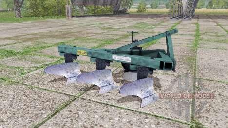 ПЛН 3-35 для Farming Simulator 2017
