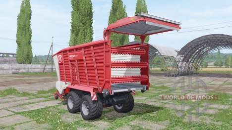 Lely Tigo XR 65 D v2.0 для Farming Simulator 2017