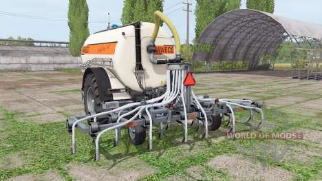 Kaweco Double Twin Shift для Farming Simulator 2017