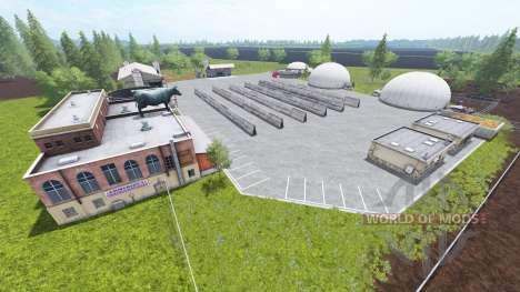 Bartelshagen для Farming Simulator 2017