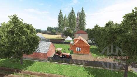 Польская ферма v2.0 для Farming Simulator 2017
