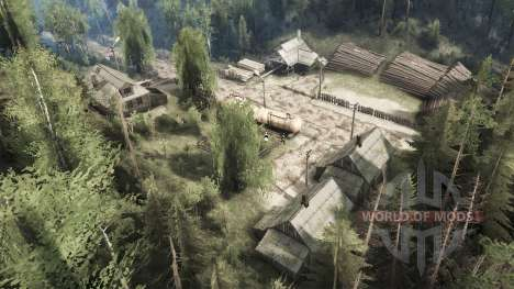 Simon Valley для Spintires MudRunner
