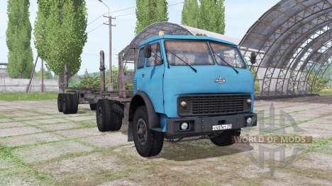 МАЗ 509А 1978 для Farming Simulator 2017