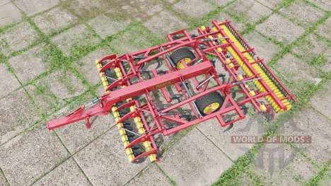Vaderstad TopDown 500 plow для Farming Simulator 2017