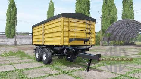 Wielton PRC-2B-W14 для Farming Simulator 2017