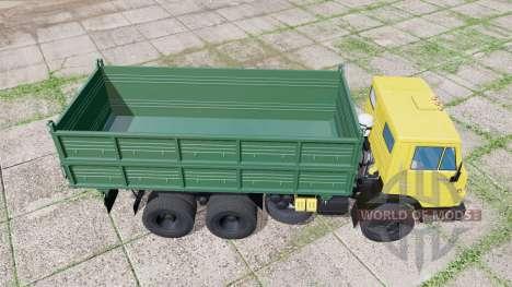 КамАЗ 55102 by Evgen333 для Farming Simulator 2017